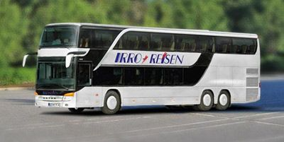 Setra S431DT - Coach Hire Italy
